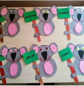 Koala Crafts For Kids Funny Crafts