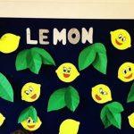 Lemon art and craft ideas