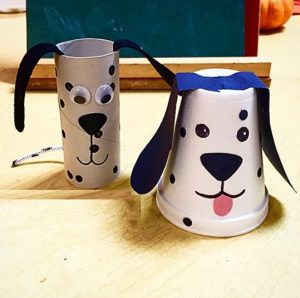 Paper cup craft and project ideas Funny crafts
