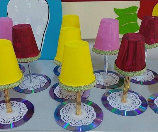 craft ideas using plastic cups paper cup craft and project ideas crafts 6309