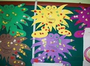 Paper Germ Craft 2 171 Preschool And Homeschool