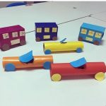 Paper roll crafts for preschoolers