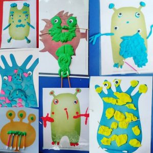 Germ Crafts For Preschool Funny Crafts