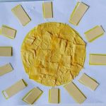 Sun craft ideas