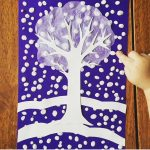 Fingerprint art activity