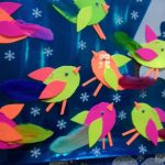 Bird themed crafts for preschoolers