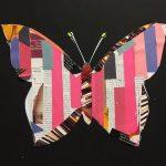 Collage craft for preschool
