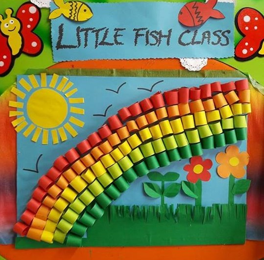 Photo of Spring craft for preschoolers