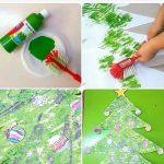 Printmaking art for kids