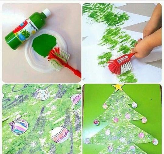 Photo of Printmaking art for kids
