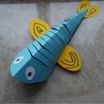 Moving fish craft ideas