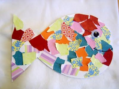 Photo of Scrap paper crafts