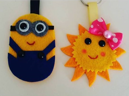 Photo of Handmade keyrings ideas