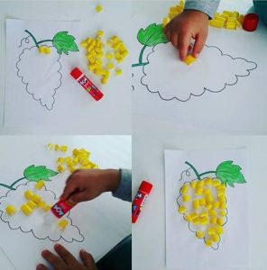 Fine Motor Skills Activities Funny Crafts