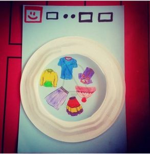 Washing Machine Craft For Kids X on preschool printables