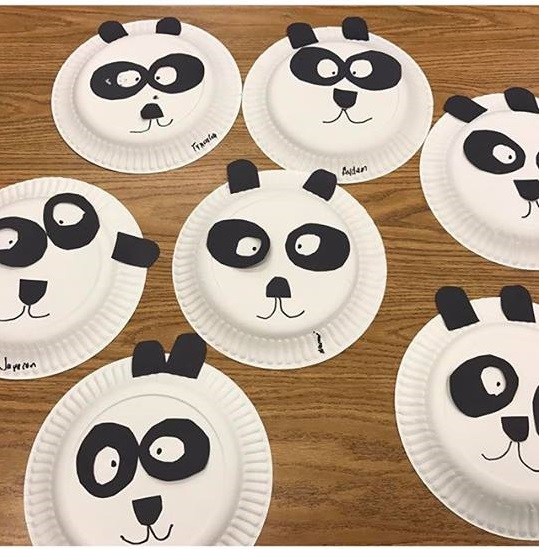 Photo of Letter crafts for preschool