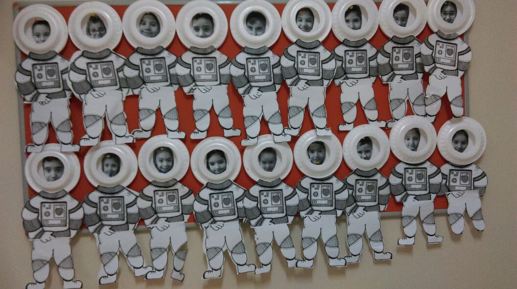 Kids Space Suit Craft Ideas