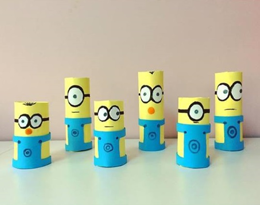 Photo of Minions craft ideas