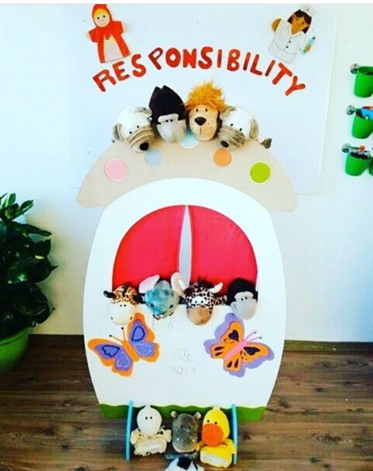 Photo of Responsibility