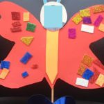 Butterfly craft for preschoolers
