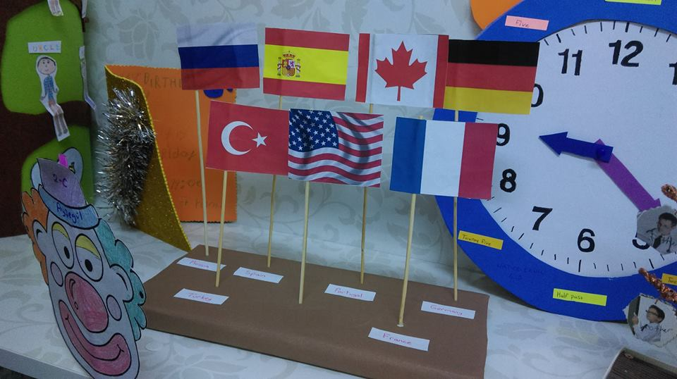Photo of Countries and cultures for school