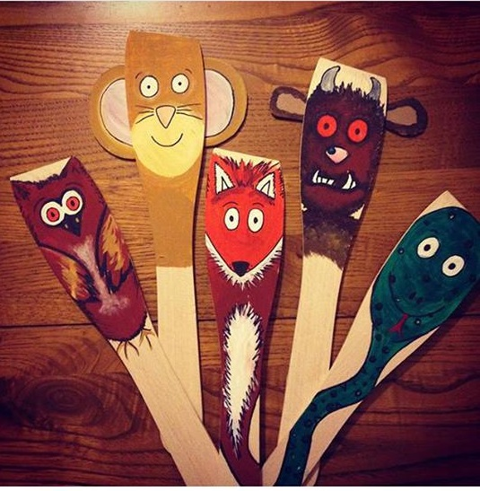 Photo of Story spoons