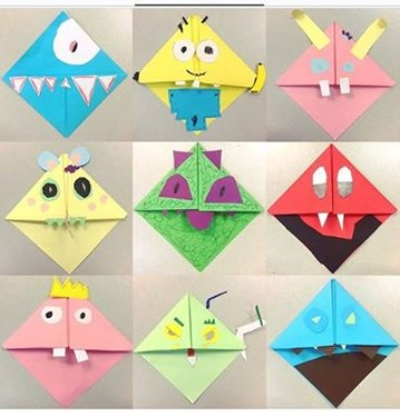 Photo of Bookmark craft for kids