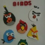 Angry birds craft ideas