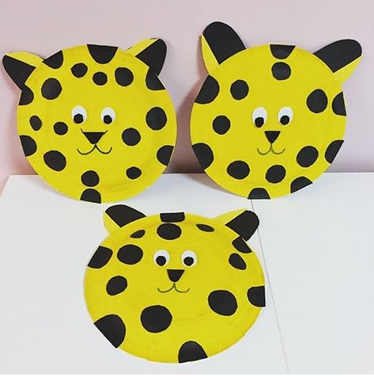 Cheetah Craft Ideas Funny Crafts