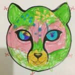 Cheetah craft ideas