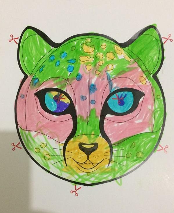 Photo of Cheetah craft ideas