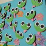 Frog craft ideas for preschool
