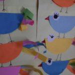 Preschool bird crafts
