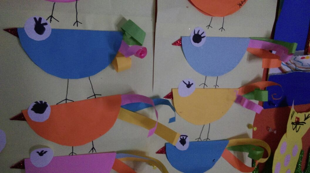 Photo of Preschool bird crafts