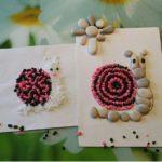 Stone art and craft