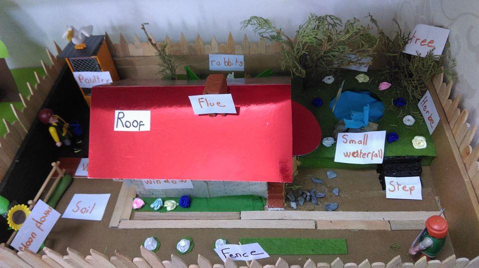 Photo of Farmhouse school project