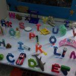 Alphabet project for kindergarten
