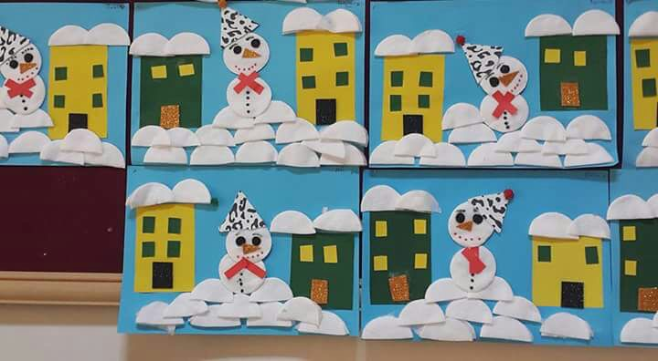 Photo of Winter craft ideas for elementary students