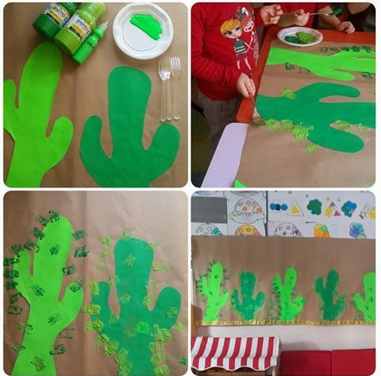 Photo of Cactus crafts for kids