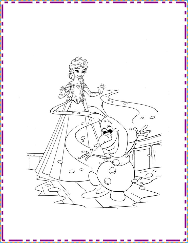 frozen coloring pages disney coloring pages frozen 1 - Disney Coloring Pages Frozen