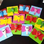 Elephant art and craft for preschool