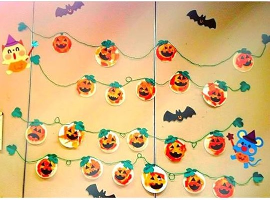 Photo of Halloween crafts for preschoolers
