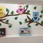 Owl craft preschool