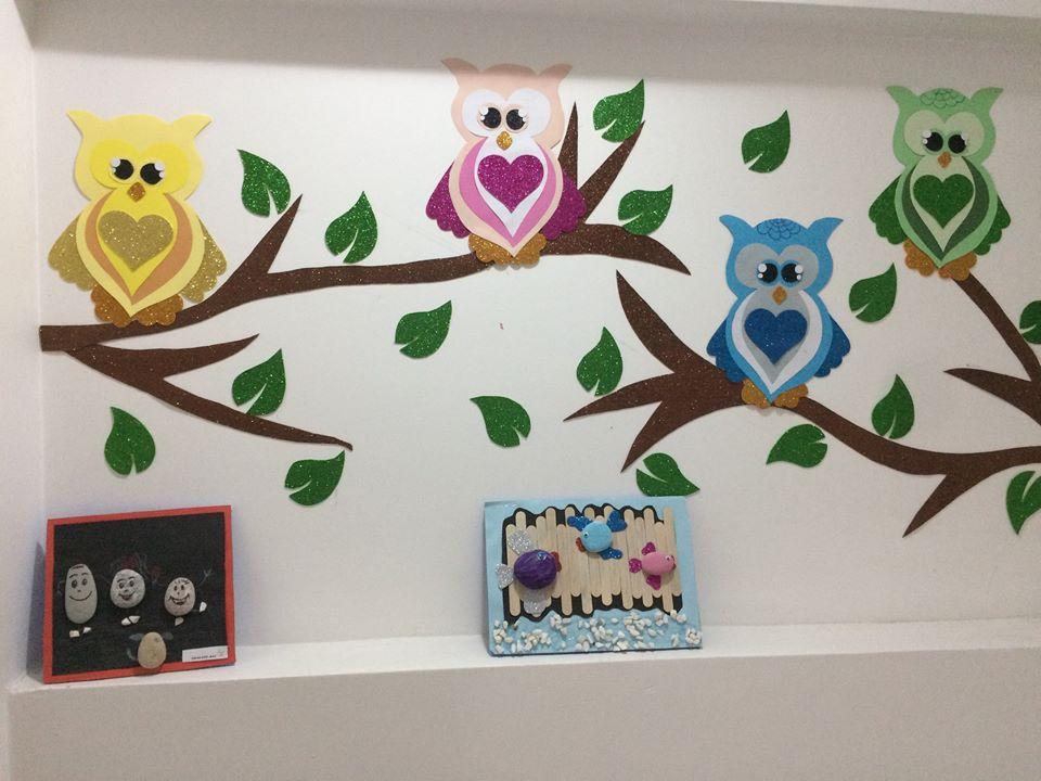 Photo of Owl craft preschool