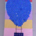 Bottle cap crafts for preschoolers