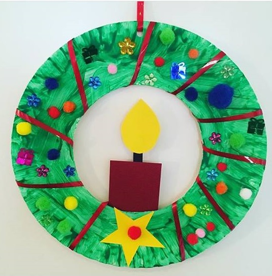 Photo of Christmas ornament crafts