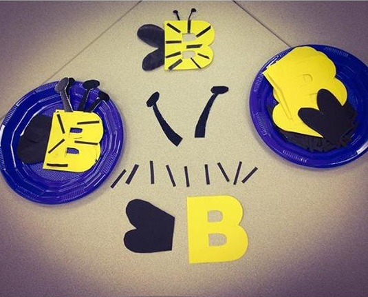 Photo of Letter craft ideas