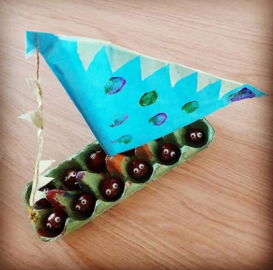 Photo of Boat craft ideas