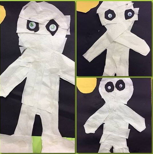 Photo of Mummy craft ideas