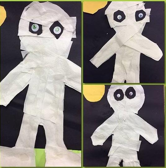 Photo of Mummy craft ideas
